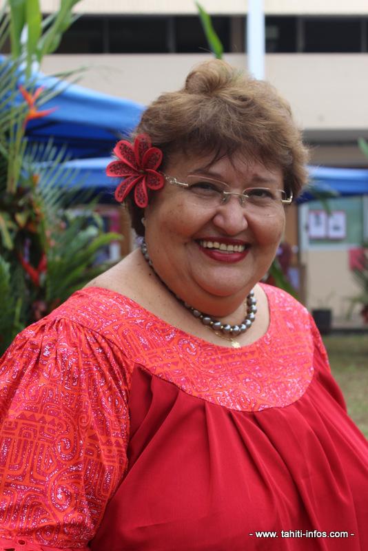 Maire Svarc a été directrice de l'institut de 1998 à 2006.