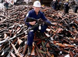 L'Australie décrète une amnistie sur les armes illégales
