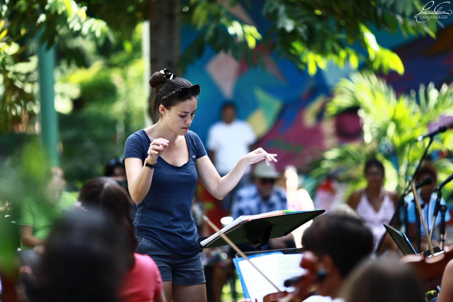 Photo : Ludovic Chan pour le Conservatoire.