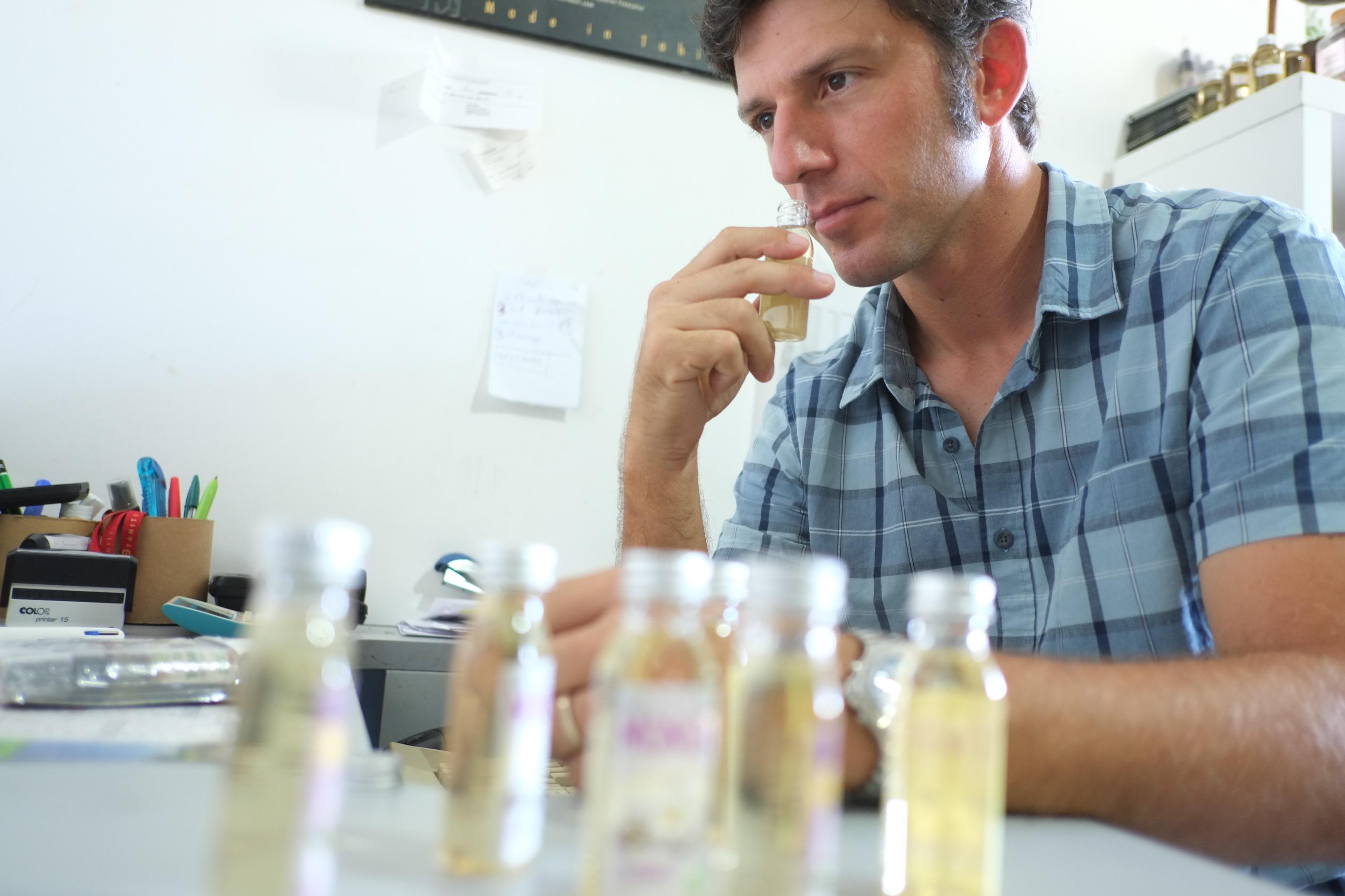 Jérémy Biau, le nouveau patron de Tevi Tahiti