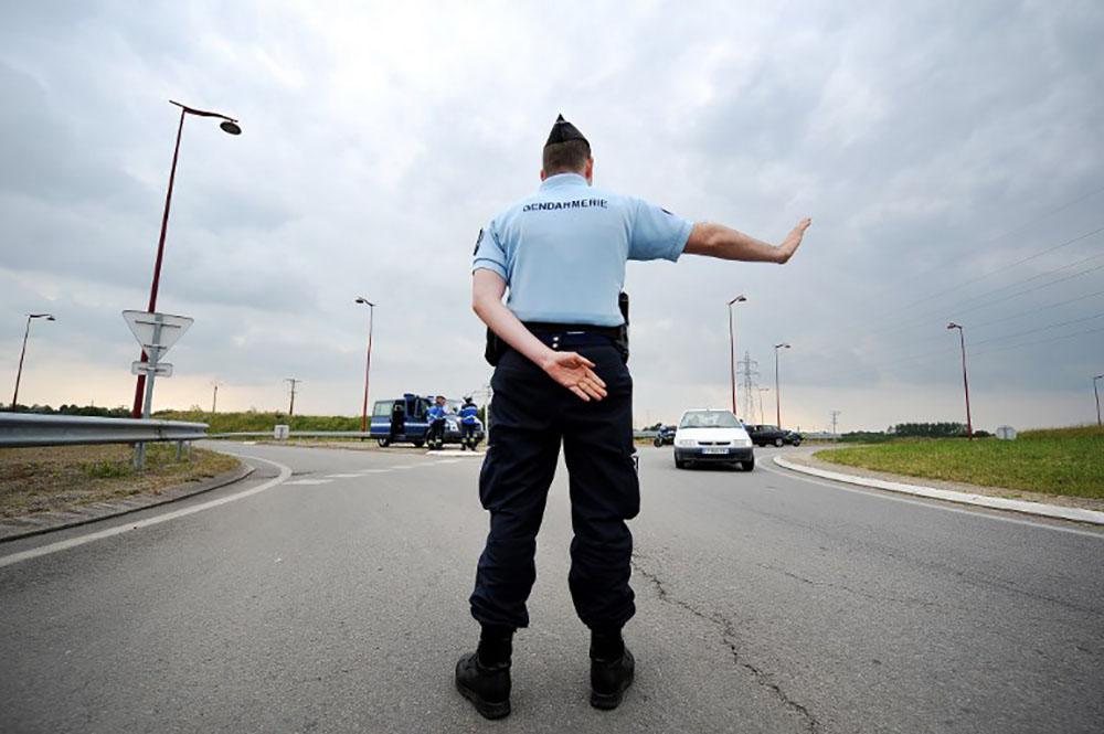 Permis retiré en allant passer le bac, la gendarmerie l'accompagne