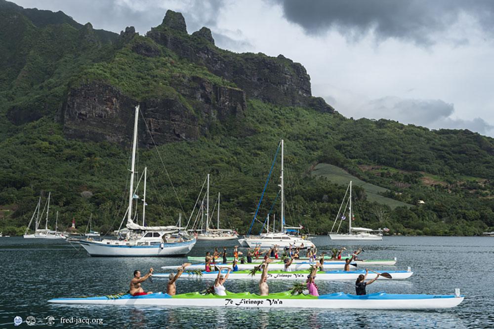 Tahiti Moorea Sailing : rendez-vous les 23, 24 et 25 juin