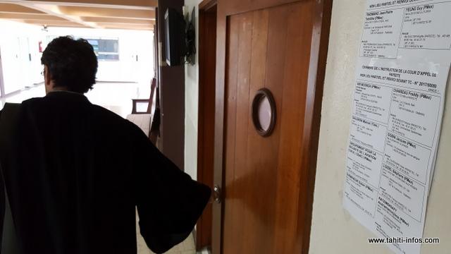 La chambre de l'instruction a examiné ce matin l'appel des parties civiles contre l'ordonnance de non-lieu partiel rendue en mars par le juge d'instruction Thierry Fragnoli au bénéfice des anciens dirigeants des services de l'Etat de l'aviation civile.