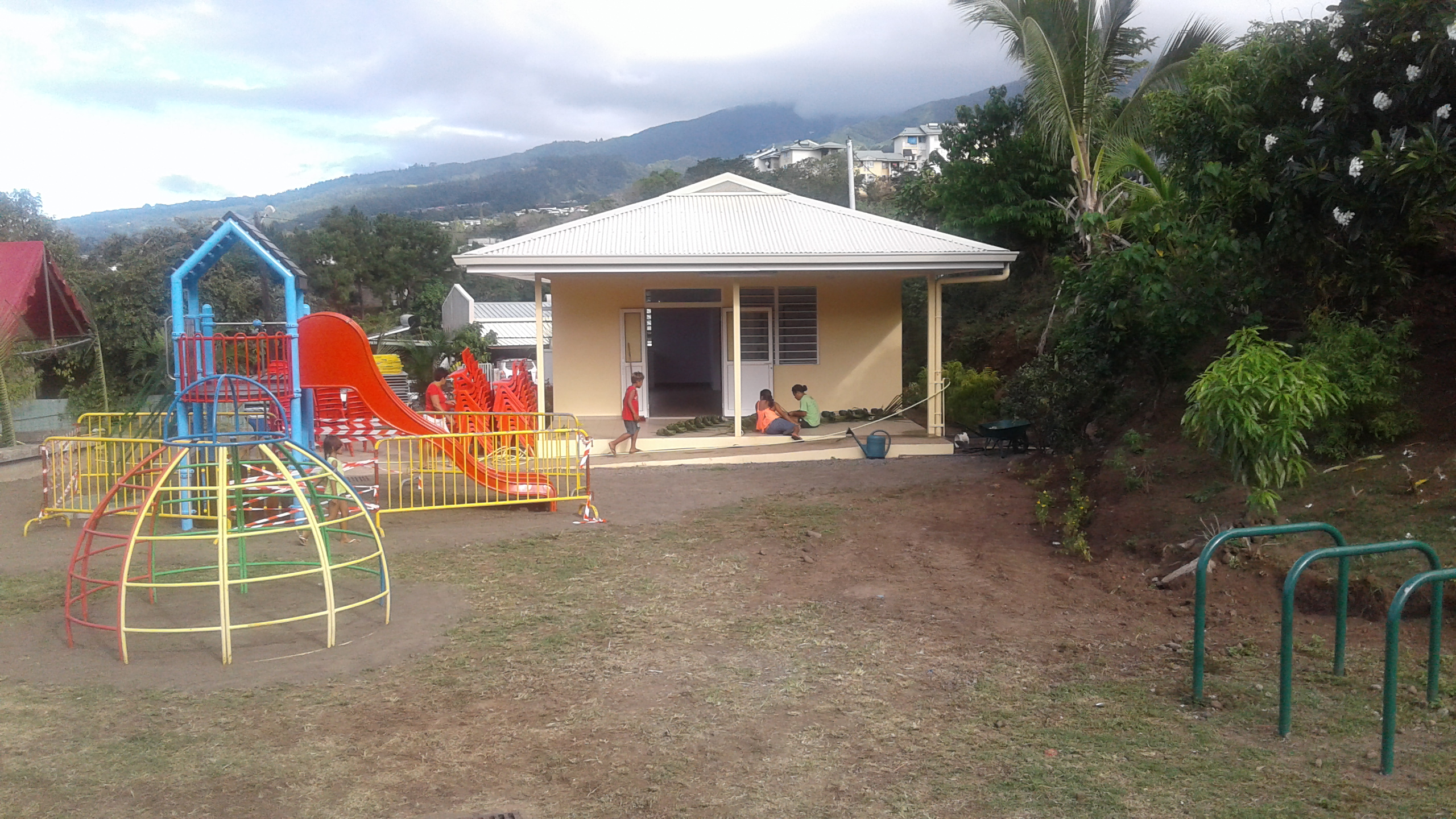 """L'événement se tiendra ce mercredi soir à la maison de quartier """"Te Tahua Papareva""""."""