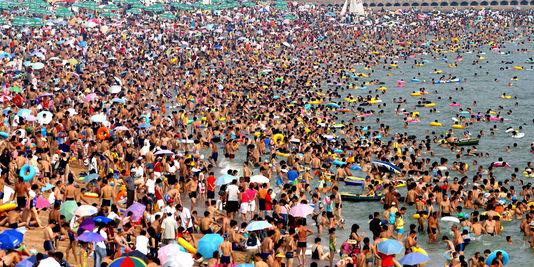 La population mondiale atteindra 9,8 milliards d'habitants en 2050 (ONU)