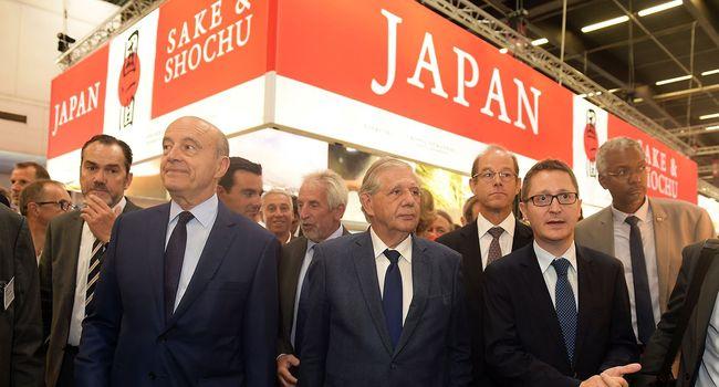 Des producteurs japonais de shochu pour la première fois à Vinexpo