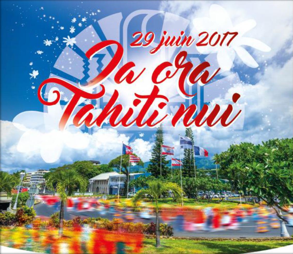 Le 29 Juin, La Polynésie fête l'autonomie à Papeete
