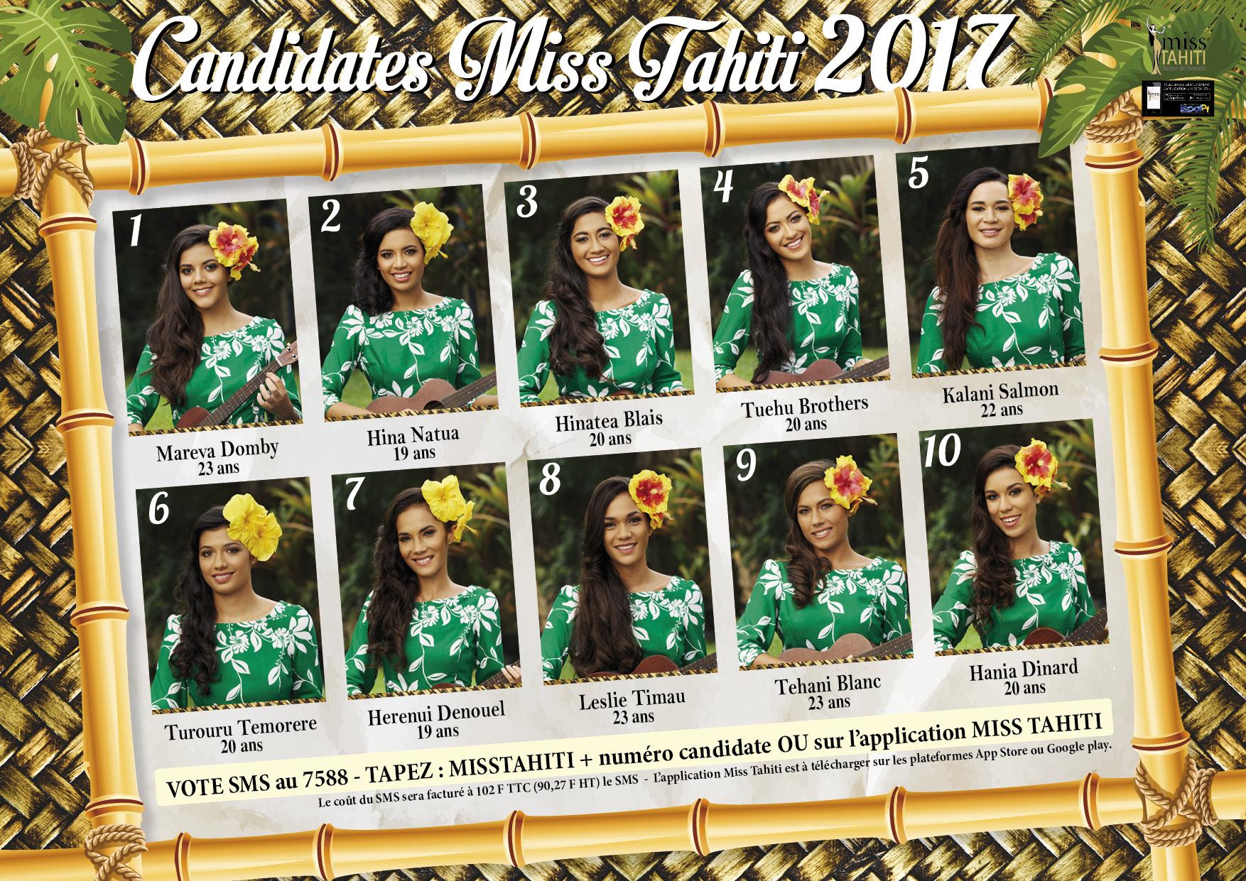 """Leïana Faugerat, directrice du comité Miss Tahiti : """"La vahine n'est pas un mythe"""""""