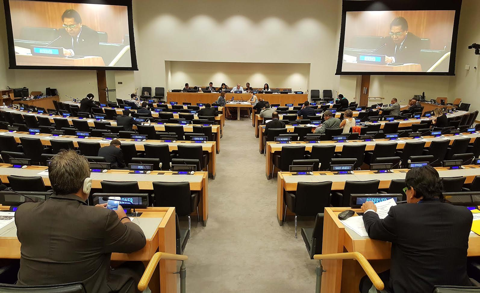 La situation de la Polynésie française évoquée en commission à l'ONU