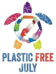 """J – 9  pour l'opération """"Plastic Free July Tahiti"""""""