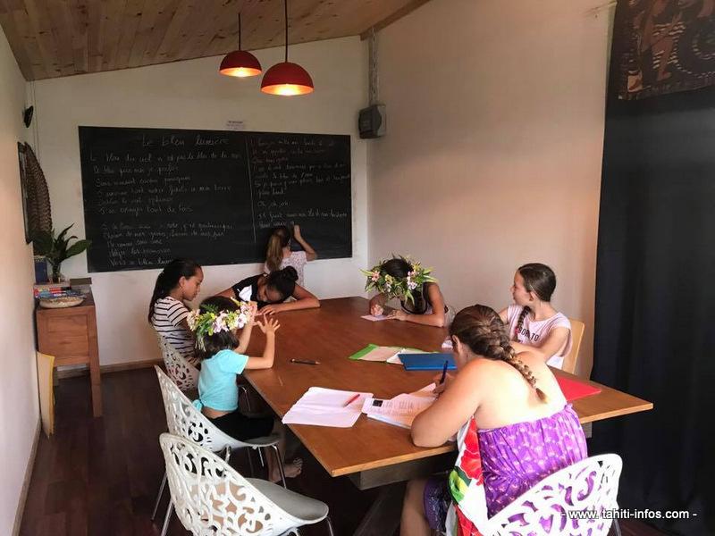 The 'Arioi experience : du e-learning pour aider les enfants de Papara
