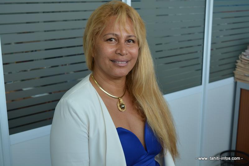 "Gilda Vaiho-Faatoa  : ""Le Tahoera'a est en train de s'autodétruire"""
