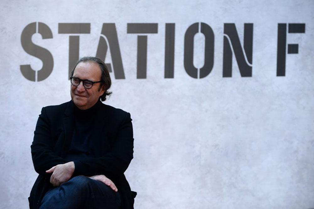 Station F, un phare de la tech française s'allume à Paris