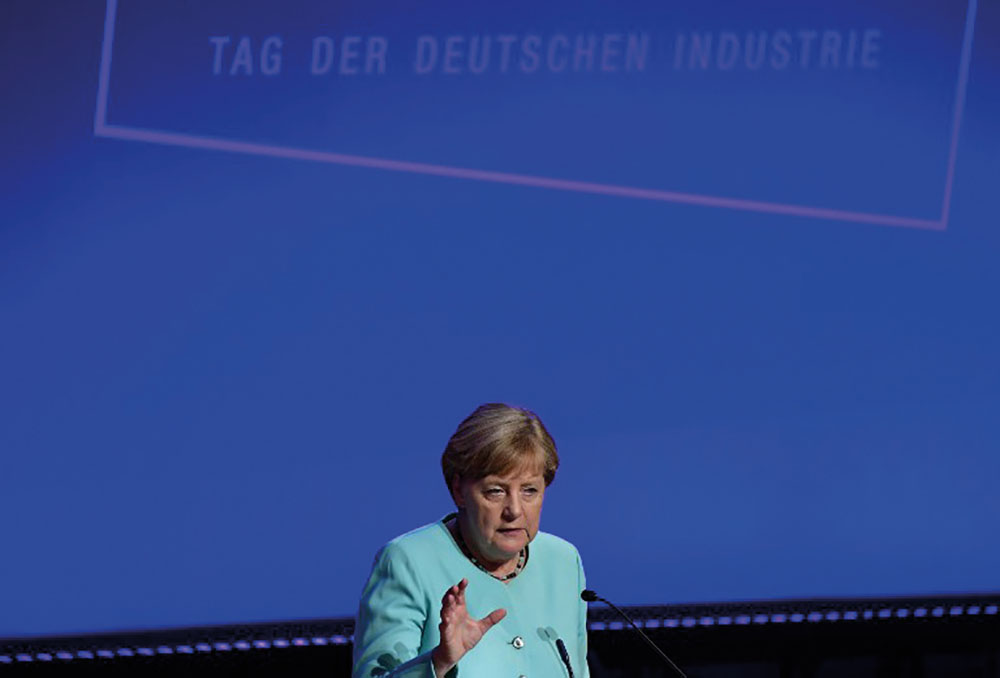Allemagne : Merkel lâche du lest sur le mariage gay