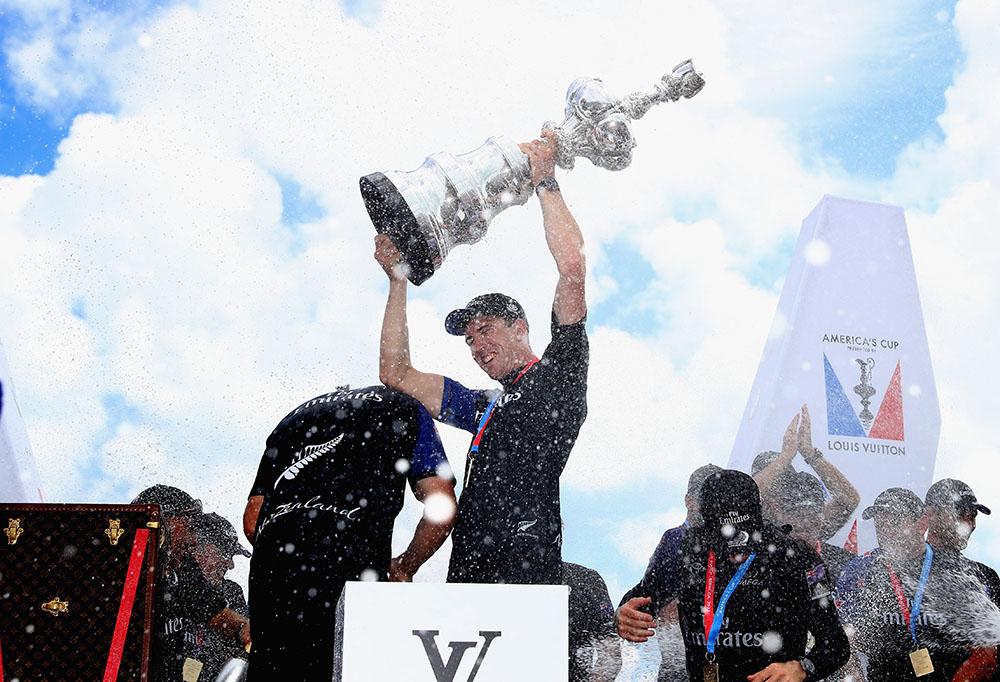 Coupe de l'America - La victoire des Kiwis plonge le monde de la voile dans l'inconnu