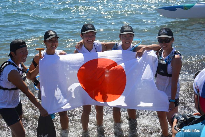 La Team Japan a été célébrée comme des champions malgré sa 12ème place. La performance a séduit le public et électrisé la délégation japonaise.