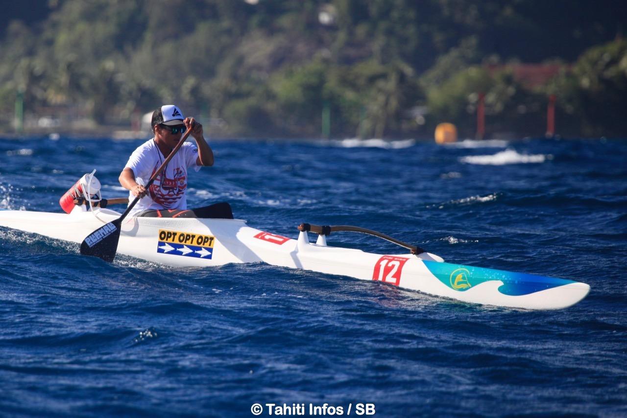 Hinatea Bernadino a largement dominé la catégorie open femme V1