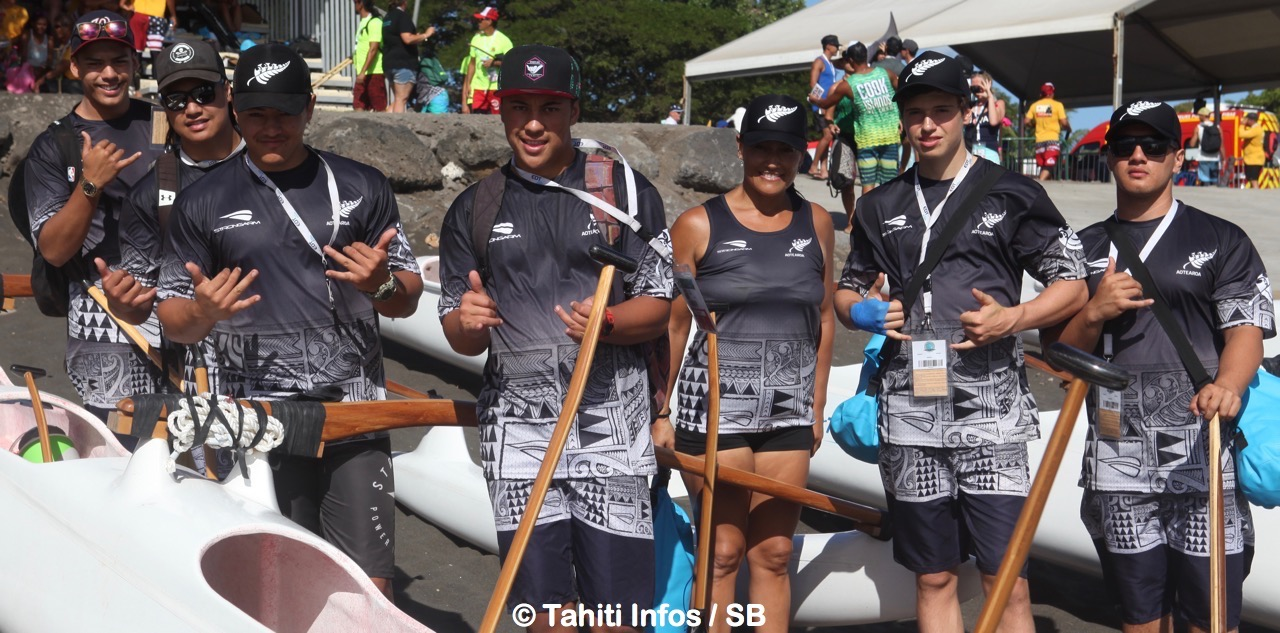 La Nouvelle Zélande est la principale rivale de Tahiti