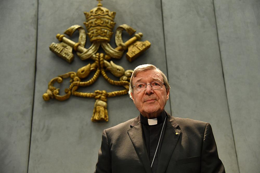L'Eglise australienne au secours du cardinal Pell après son inculpation