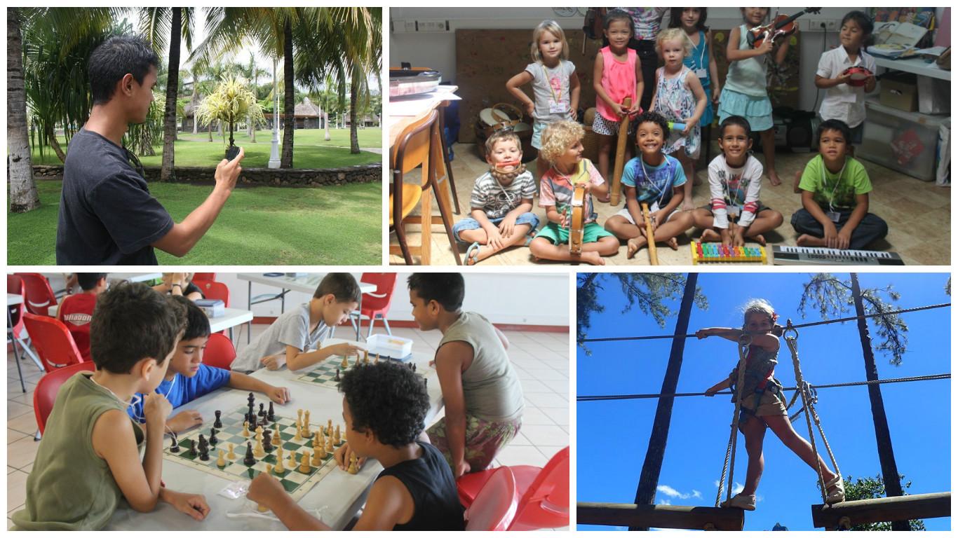 Comment choisir les activités pour ses enfants pendant les vacances