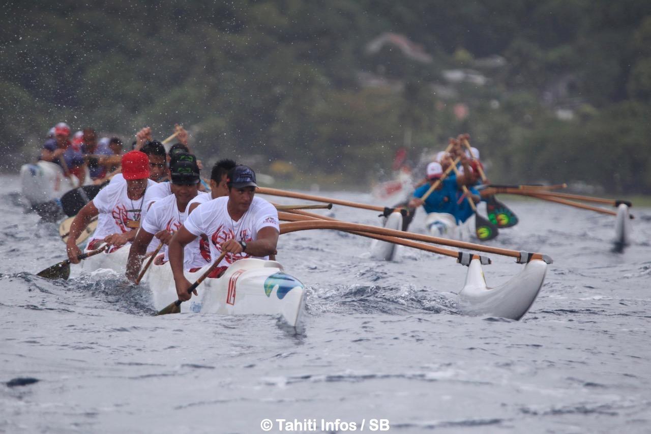 La sélection de Tahiti V6 menée par Roland Tere