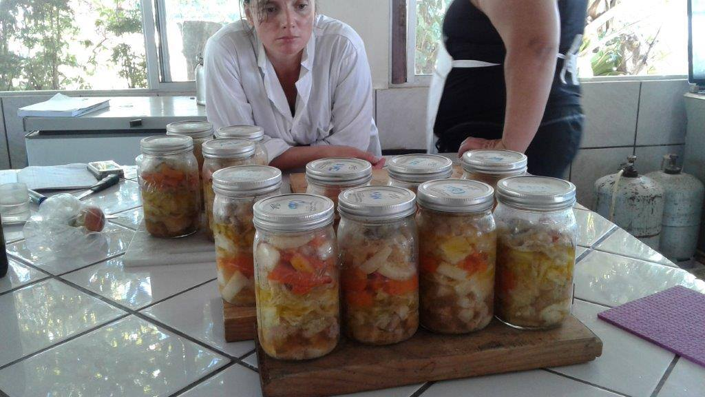 "Food and Cooklab Tahiti : les ateliers ""conserves"" sont lancés"