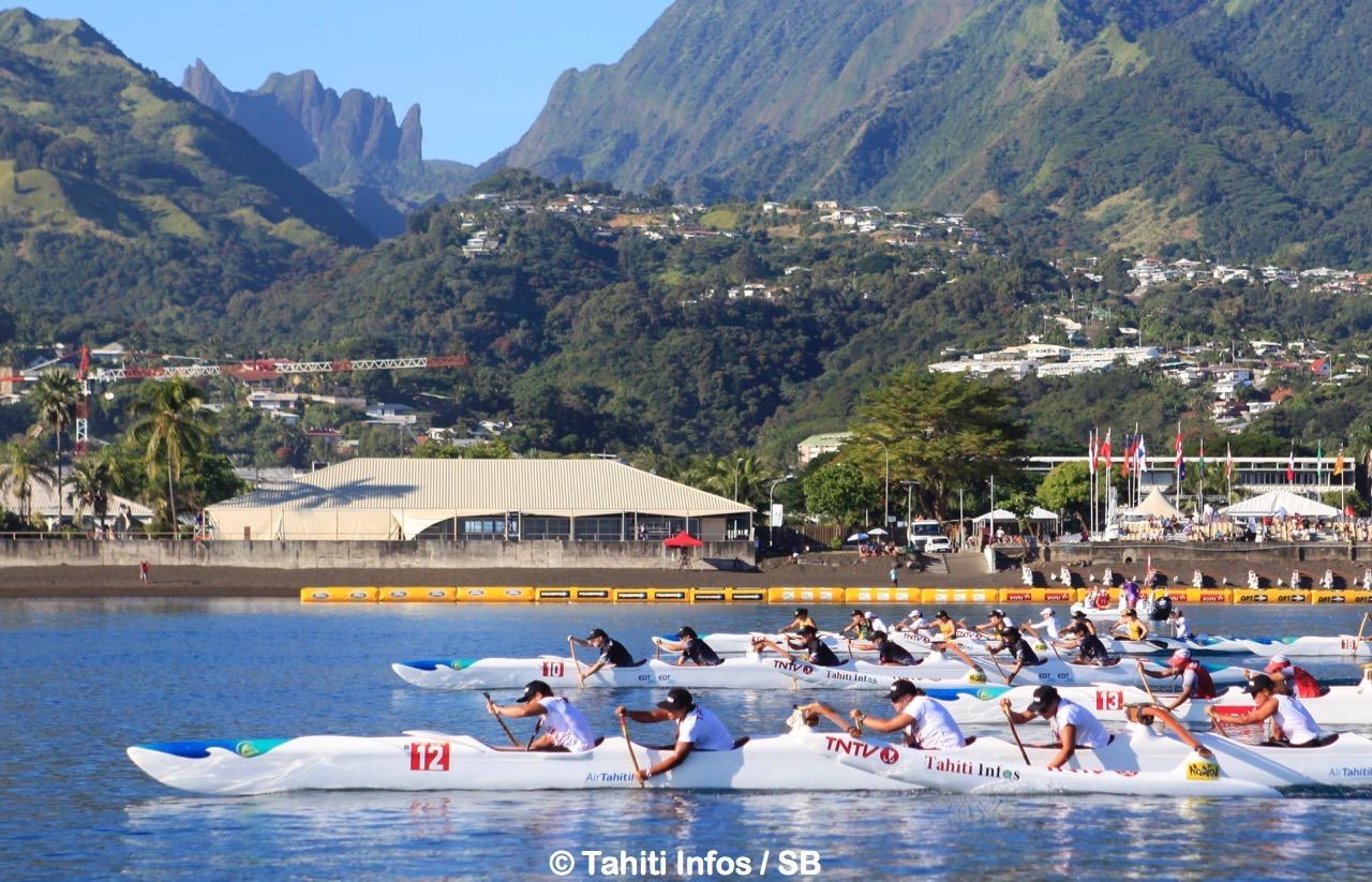 Le va'a, sport polynésien par excellence