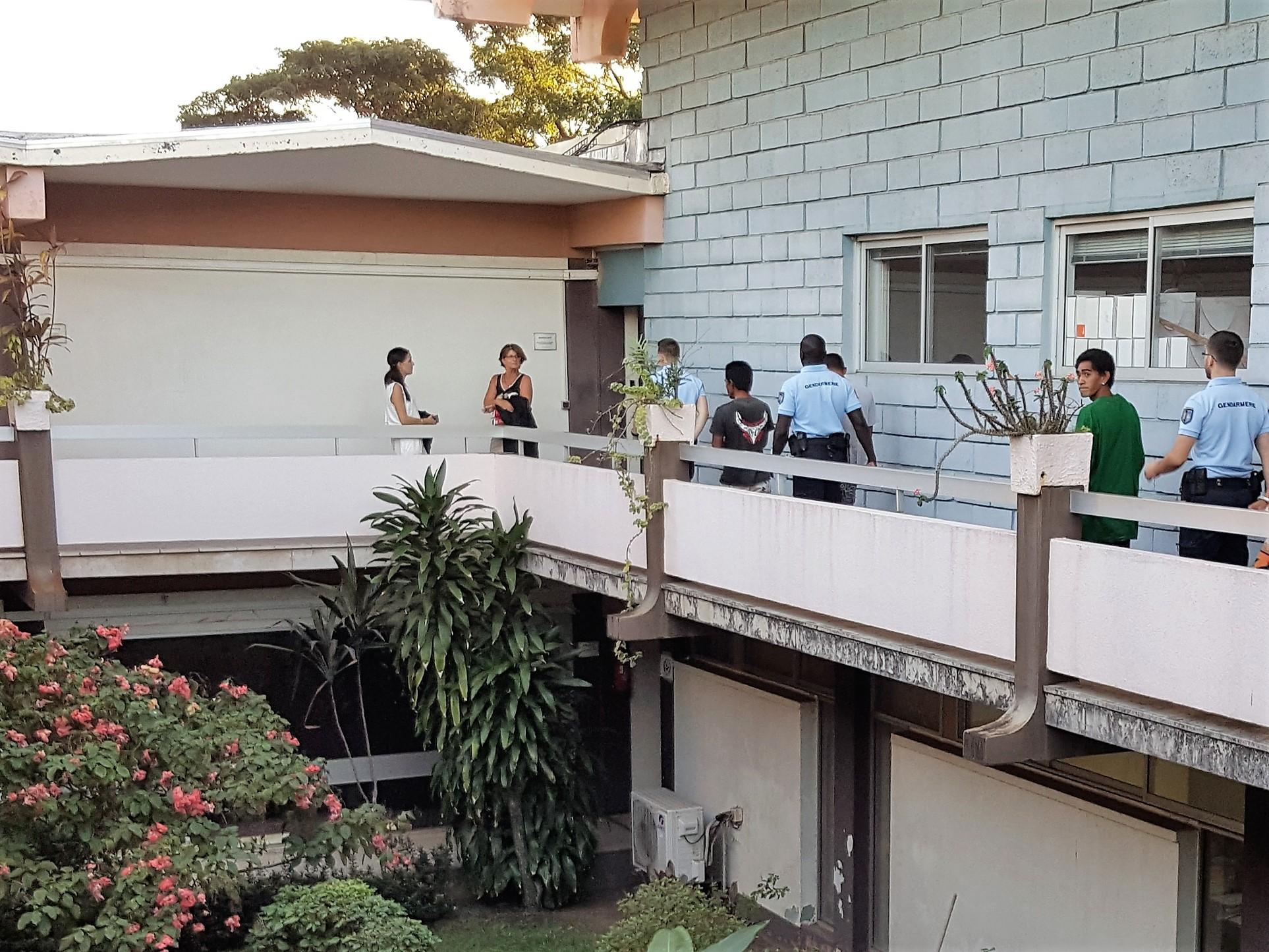 Cinq individus avaient été interpellés, trois d'entre eux ont été condamnés en comparution immédiate ce jeudi.