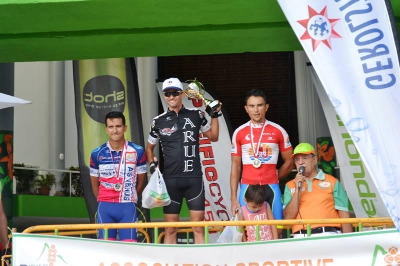 Cyclisme – « Grand prix de la fête de l'orange » : Patrick Costeux renoue avec la victoire