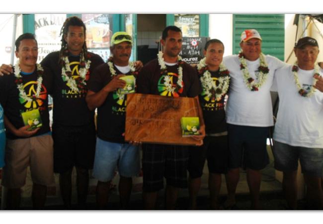 Pêche : Le championnat de Polynésie et des Raromata'i c'est du 18 au 21 juillet à Bora Bora