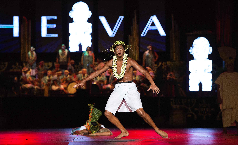 Le Heiva i Tahiti a ouvert ses portes jeudi soir