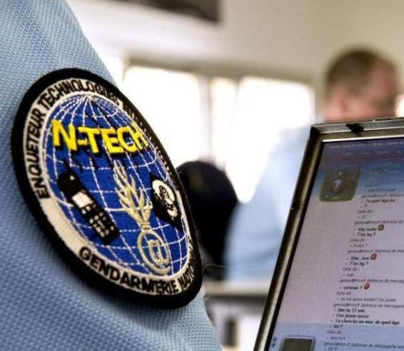Les cyberdélinquants du fenua vont trouver à qui parler. (Photo Gendarmerie nationale)