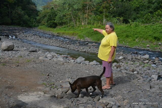 Mahina : le ton monte d'un cran au sujet de la galerie drainante à Tuauru