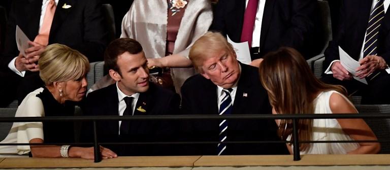 Macron et Trump : la complicité au nom des intérêts stratégiques