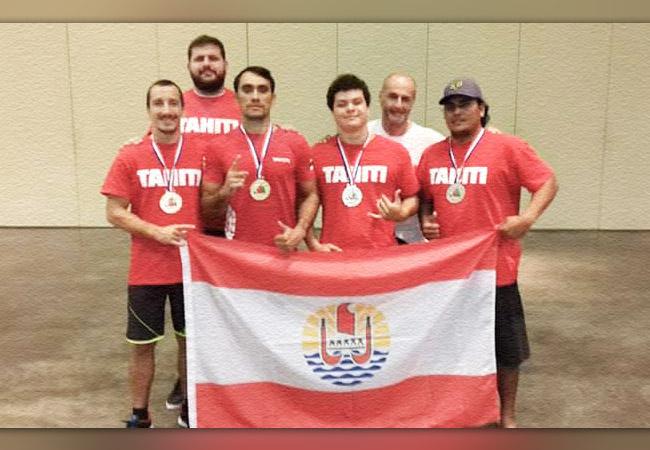 Judo : Les Tahitiens brillent aux USA et en Pologne