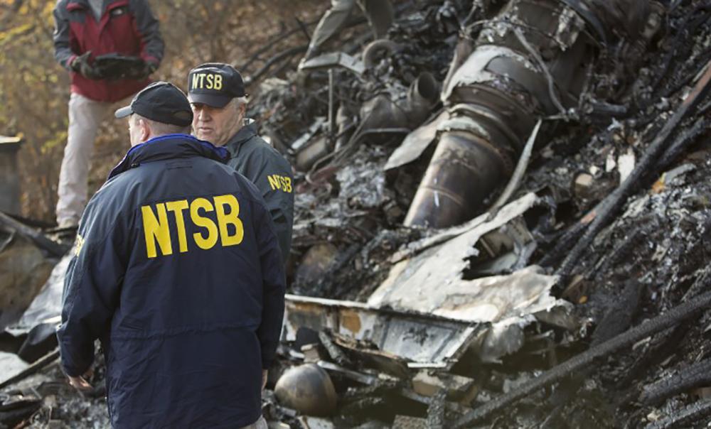Le crash d'un avion militaire dans le Mississippi fait 16 morts