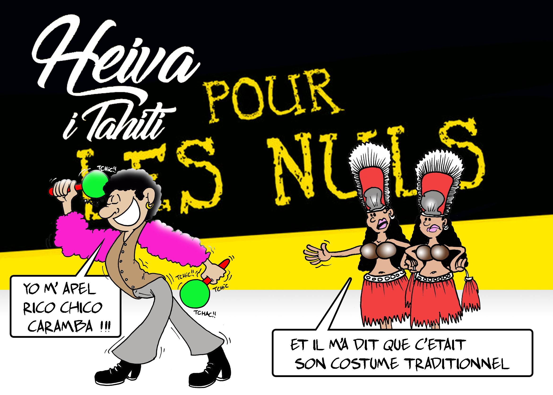 """"""" Heiva i Tahiti, suite """" par Munoz"""