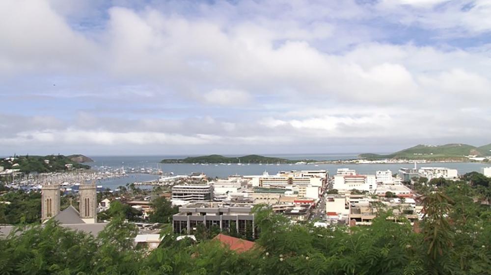 Un porte-conteneurs s'échoue au large de la Nouvelle-Calédonie