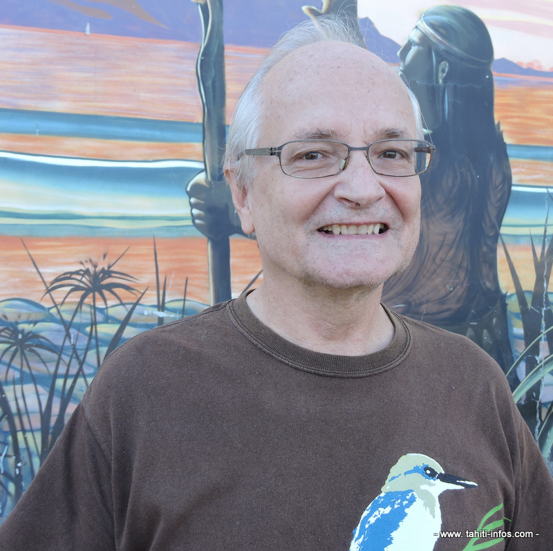 Philippe Raust, ancien vétérinaire, est le vice-président de Manu dont il a participé à la création.