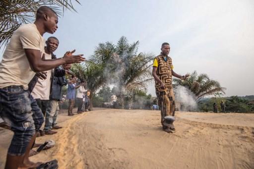 RDC: 11 gardes et une journaliste américaine enlevés dans une réserve animalière