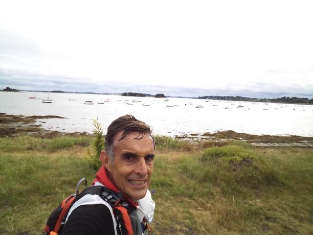 Grand raid du Morbihan : Patrick Candé remporte la 1ère place de sa catégorie