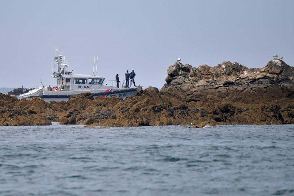 """L'île Dumet, un """"joyau"""" de biodiversité menacé par la surfréquentation touristique"""