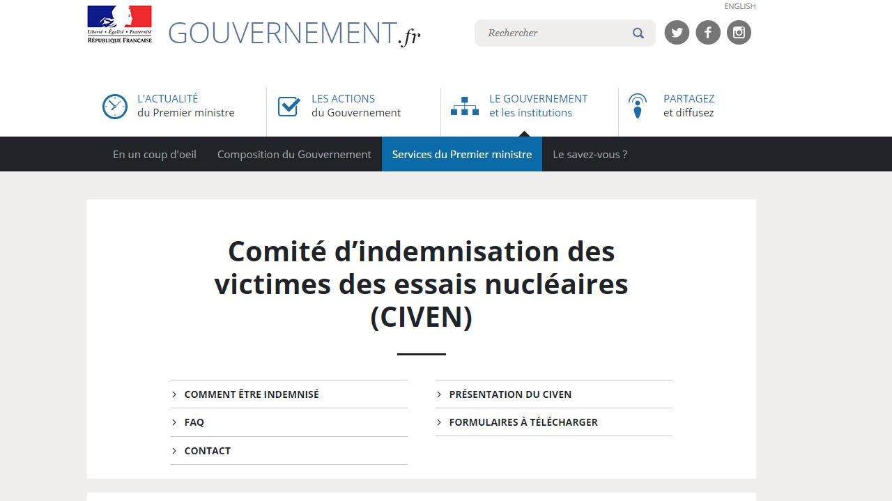 Nucléaire : Six démissions au Civen
