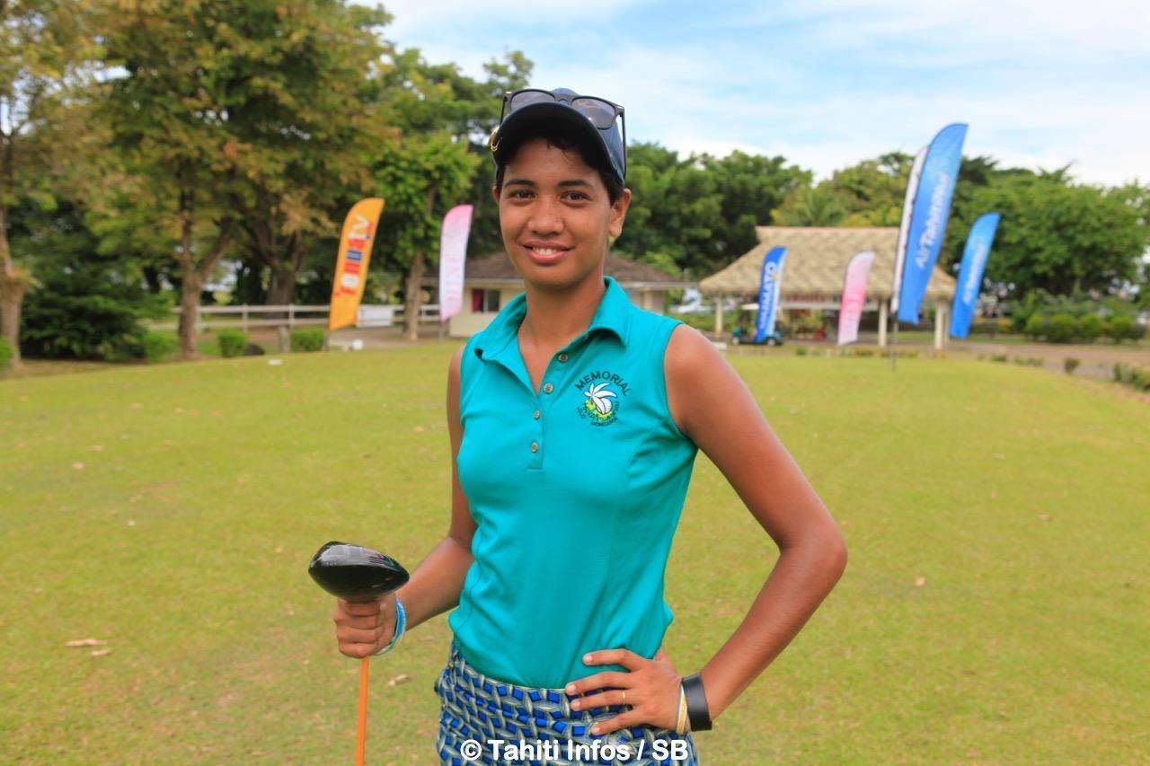 Vaea Nauta, une jeune polynésienne passionnée