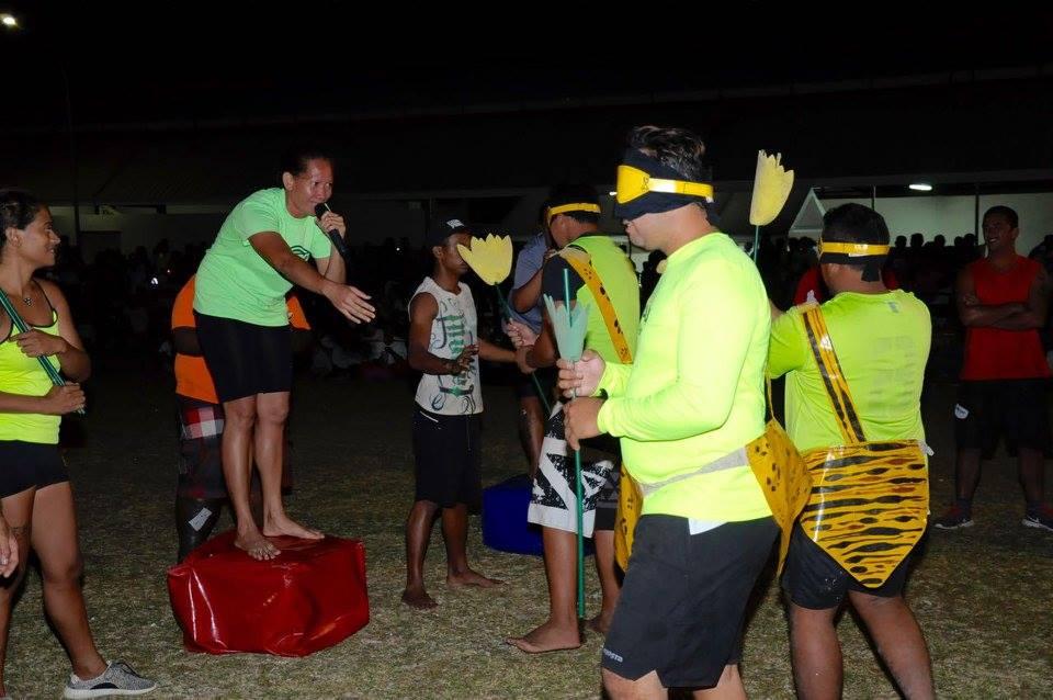 Cette semaine, l'événement se retrouve pour la première fois à Rangiroa (crédit photo : comité du tourisme de Rangiroa).