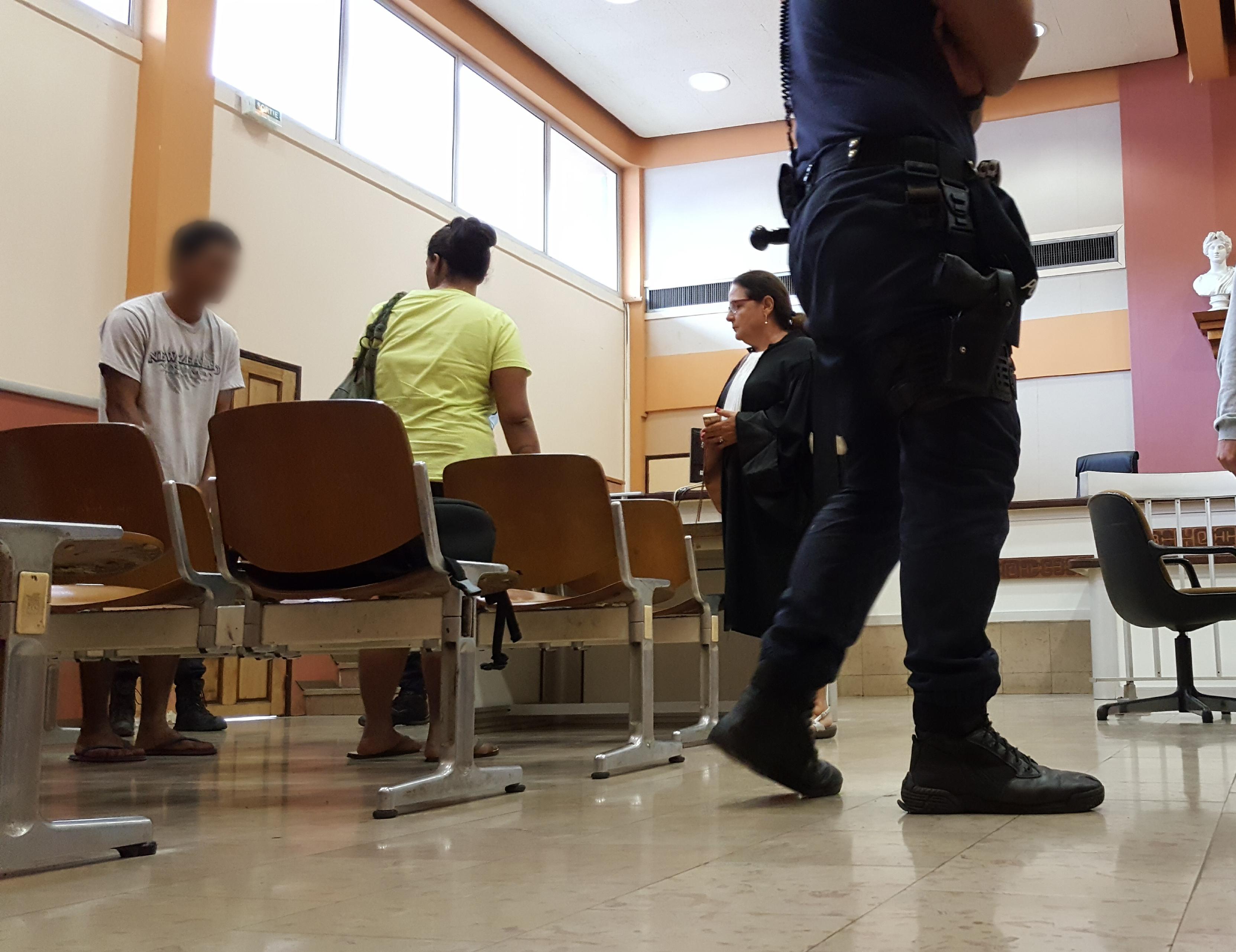 L'affaire, largement relayée sur les réseaux sociaux, avait provoqué un vif émoi  dans la communauté tahitienne en avril dernier. (Archives)