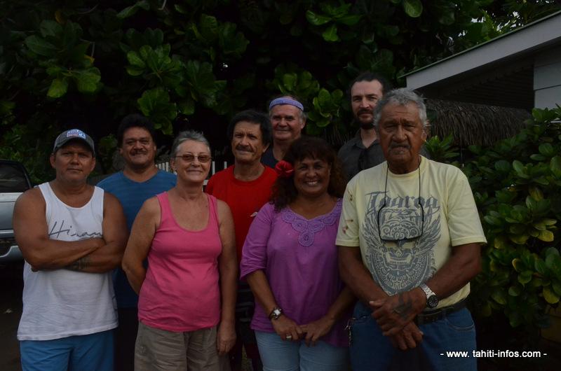 L'association Fatu Fenua no Makatea.