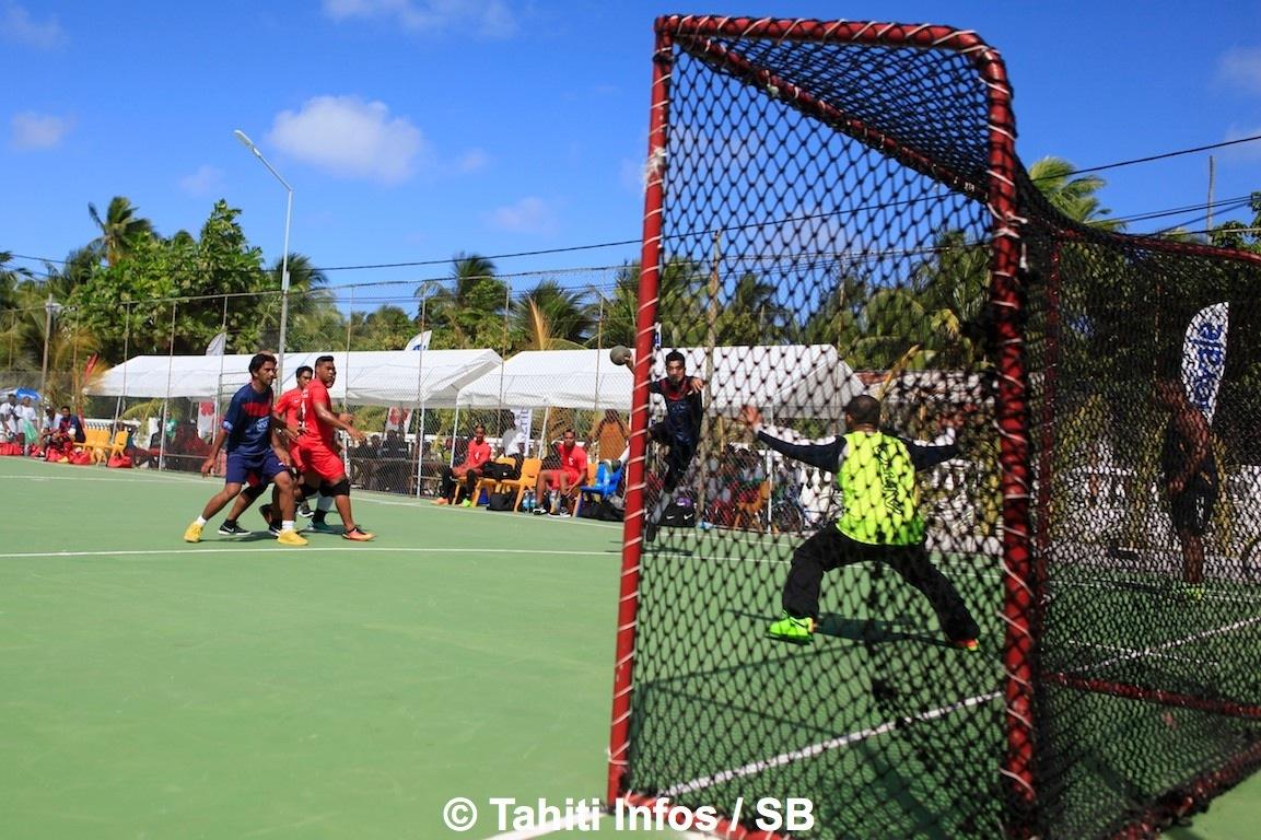 Nouvelle victoire pour Tatakoto contre Reao en handball