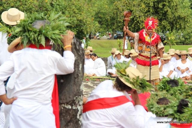 La journée du patrimoine fête Taputapuatea dans la tradition