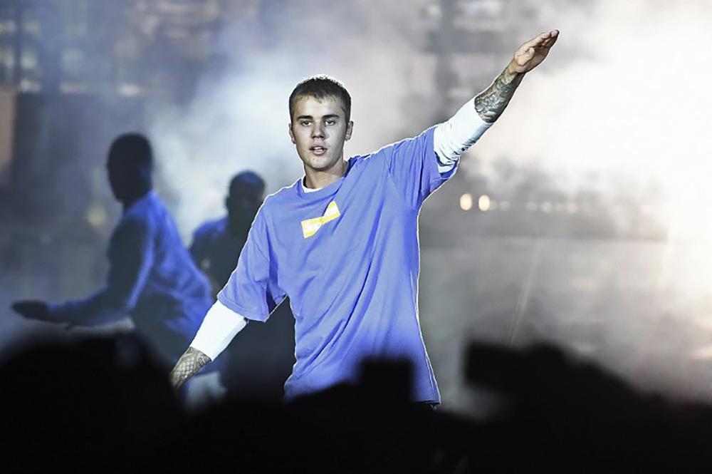 USA: Justin Bieber a heurté un photographe avec sa voiture
